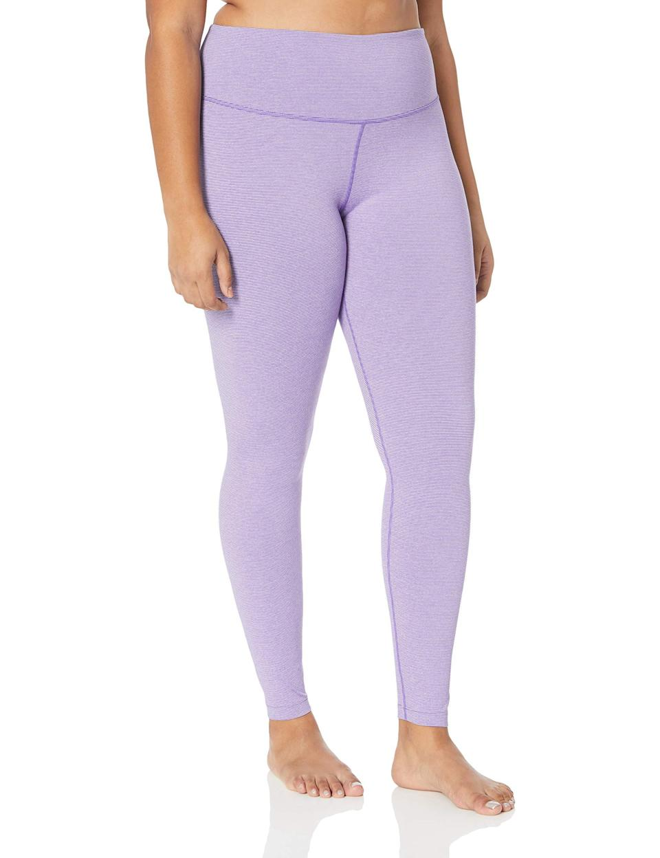 "<br><br><strong>Core 10</strong> Spectrum Yoga High Waist 7/8 Crop Legging, $, available at <a href=""https://amzn.to/34WcKzn"" rel=""nofollow noopener"" target=""_blank"" data-ylk=""slk:Amazon"" class=""link rapid-noclick-resp"">Amazon</a>"