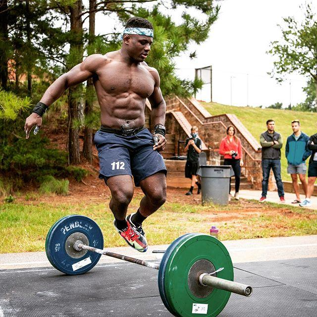 "<p>US Army captain Chandler Smith, an elite-level CrossFit athlete, finished sixth in this year's CrossFit games, taking both <a href=""https://www.menshealth.com/uk/workouts/a33815314/noah-ohlsen-dumbbell-workout/"" target=""_blank"">Noah Ohlsen</a> and reigning champ Mat Fraser to the line. Needless to say, he's already got his eyes on a podium finish in 2021, alongside a welcome slice of humility. ""Distractions persist, but I never lose sight of the real goals: being able to say I was a better athlete than my dad was, and documenting my current fitness enough to where I can post throwback photos well into my childrens' adolescence. We're on the right path.""</p><p><a href=""https://www.instagram.com/p/CGDspWclfVW/"">See the original post on Instagram</a></p>"