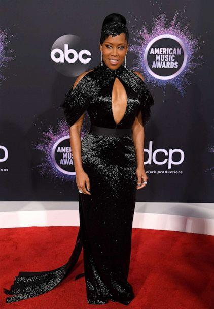PHOTO: Regina King attends the 2019 American Music Awards at Microsoft Theater on Nov. 24, 2019 in Los Angeles. (FilmMagic for dcp via Getty Images)