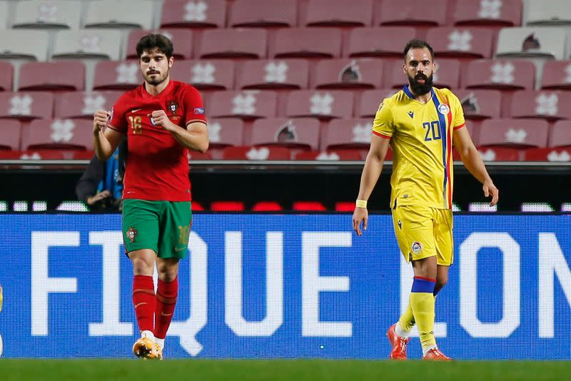 International Friendly - Portugal v Andorra