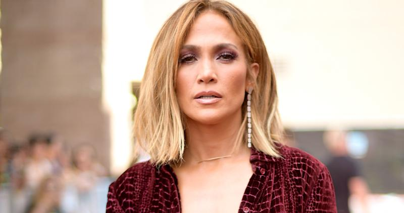 Jennifer Lopez Says a Director Once Asked Her, Point-Blank, to See Her Breasts