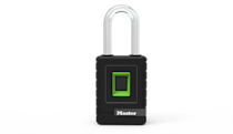 """<p><a class=""""link rapid-noclick-resp"""" href=""""http://www.masterlock.eu"""" rel=""""nofollow noopener"""" target=""""_blank"""" data-ylk=""""slk:SHOP"""">SHOP</a></p><p>A normal padlock is boring. Practical? Sure. Essential for securing your bits and pieces? Undoubtedly. But a biometric padlock which opens with your thumbprint – buddy, you're basically turning your shed/bike chain/secret stash of Wispas into a secure facility. You're not just locking up your lawnmower/bike/choc. You're a master spy. </p><p>Masterlock.eu, £89</p>"""