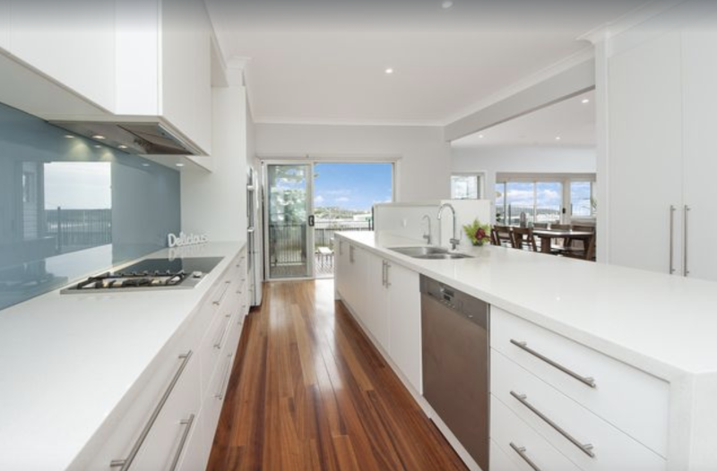 kitchen in a Stayz home in Ulladulla