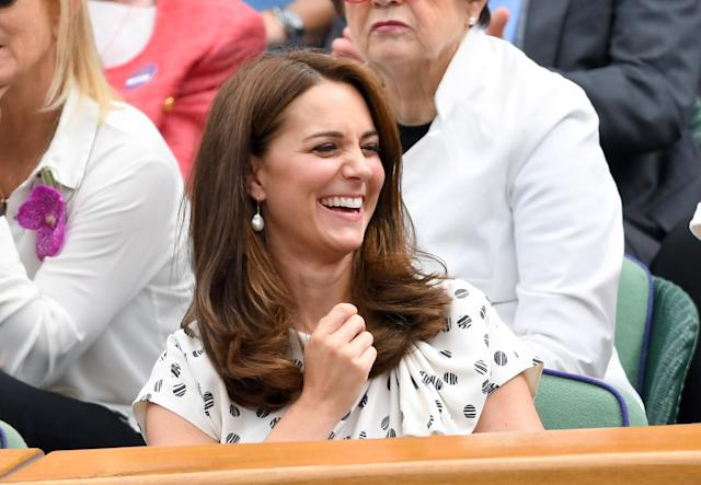"Kate Middleton marked her recent birthday ""privately,"" according to her spokesperson. (Photo: Getty Images)"