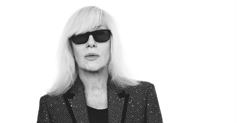 1b831aba47 Betty Catroux stars in Saint Laurent AW18 campaign