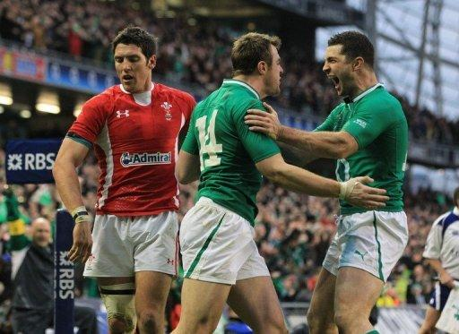 Wales defeated the Irish 23-21 in Dublin on the Six Nations opening weekend