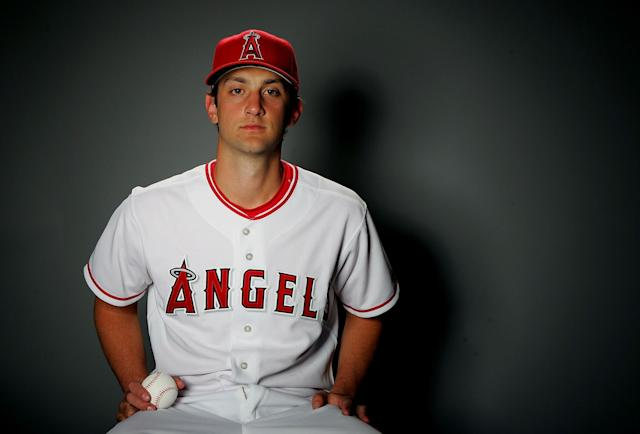 <p>Cause of death: Adenhart was 22 years old when he died seven years ago. He, along with two friends, was killed by a drunk driver hours after throwing six shutout innings against the Oakland A's. </p>