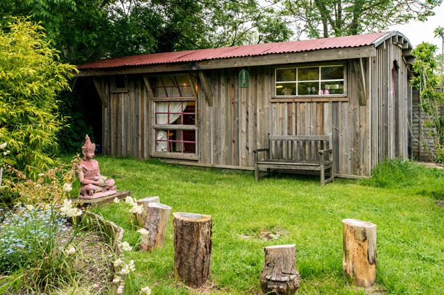 MANDATORY CREDIT: *see individual credits/REX Shutterstock  Editorial use only. No stock Mandatory Credit: Photo by Cuprinol/REX/Shutterstock (5593514k) 'Hut Therapy' is one of the sheds on offer for a 'Shedcation' 'Shedcations', Britain  - Feb 2016 FULL COPY: http://www.rexfeatures.com/nanolink/s24l  It is a great place to lay your (s)head....  Adventurous Brits can now book the ultimate ?Shedcation? thanks to a collaboration between Airbnb and the 2016 Shed of the Year sponsors Cuprinol.  To launch the annual Shed of the Year competition, Brits are being given the chance to book their very own ?shedcation? at some of the UK?s most spectacular sheds.  The shed ?wishlist?, which has been curated by founder of Cuprinol?s Shed of the Year, Uncle Wilco, is encouraging people to book a stay at a number of sheds through the Airbnb website.  The wishlist is made up of previous Shed of the Year finalists as well as some new hopefuls taking part in this year?s competition.