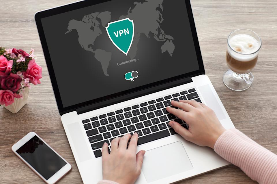 A VPN helps keep your online activities private, which is especially important when connecting to public Wi-Fi networks. (Photo: Getty Images)