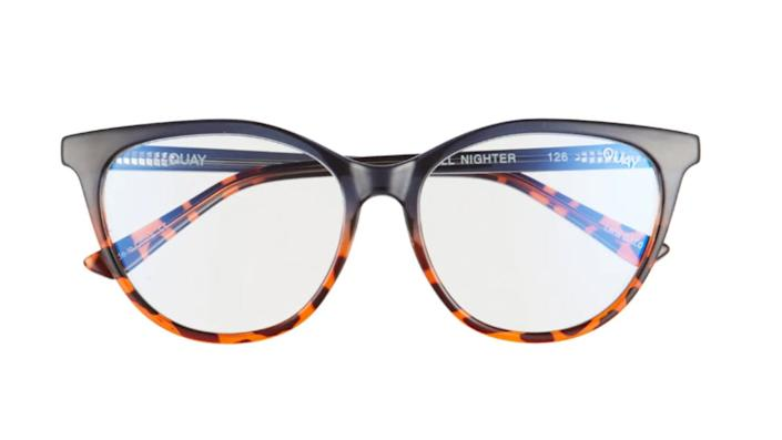 Quay Australia All Nighter 50mm Blue Light Filtering Glasses - Nordstrom, $39 (originally $55)