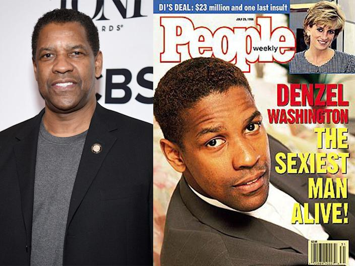 denzel washington people sexiest man