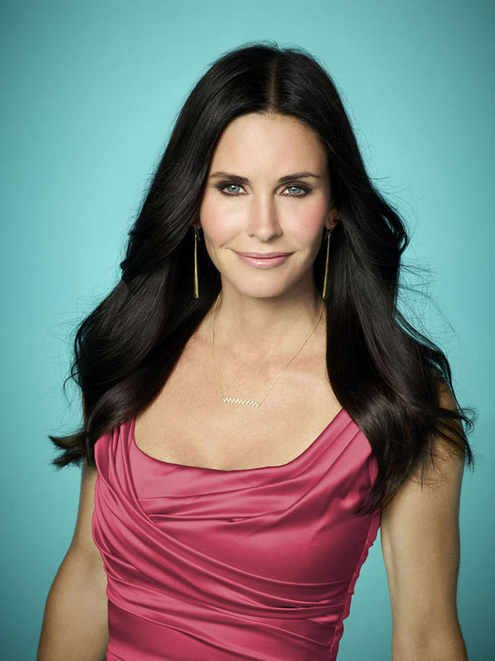 "Courteney Cox stars as Jules in ""Cougar Town."""