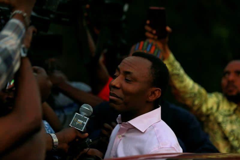 Nigeria releases Sowore and Dasuki after AG orders bail