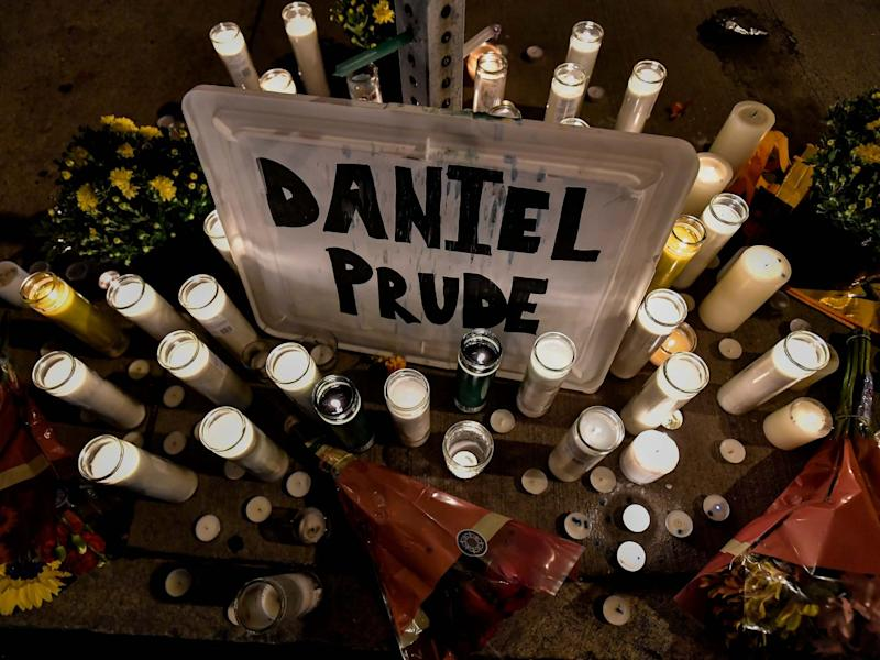 Family of Daniel Prude have released video and records detailing man's death by police in March: AP