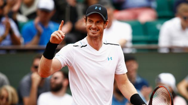 Murray stays grounded after best day on clay
