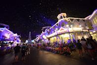"""<p>Few places compare to Disney World during the holidays. Once Halloween passes, Disney World slowly starts to transform into a Christmas wonderland. Magic Kingdom hosts <a href=""""https://disneyworld.disney.go.com/events-tours/holidays/"""" rel=""""nofollow noopener"""" target=""""_blank"""" data-ylk=""""slk:Mickey's Very Merry Christmas"""" class=""""link rapid-noclick-resp"""">Mickey's Very Merry Christmas</a> every year, which celebrates the season with countless lights, festive decor, (fake) snow, unparalleled holiday entertainment, and so much more. </p>"""