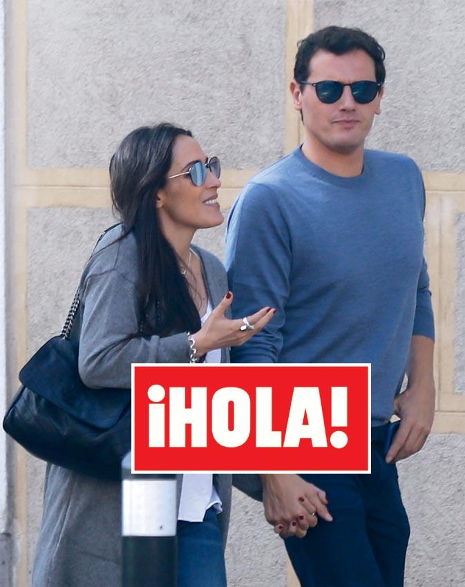 Albert Rivera y Malú