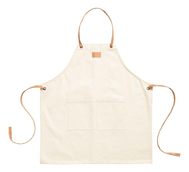 Buy this <span>cotton twill apron here</span>for $24.99