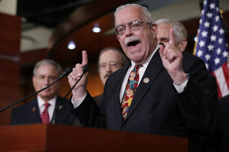Rep. Gerry Connolly (D-Va.) is a member of the House oversight committee. (Chip Somodevilla via Getty Images)