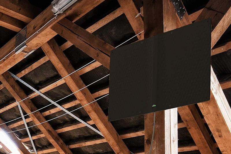 Cut the cord wherever you live with Mohu's 75-mile HD Striker antenna