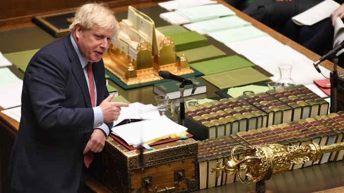Brexit : Boris Johnson a signé l'accord de retrait de l'UE