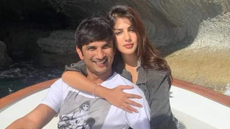 Rhea Chakraborty summoned by NCB; asked to join drug probe