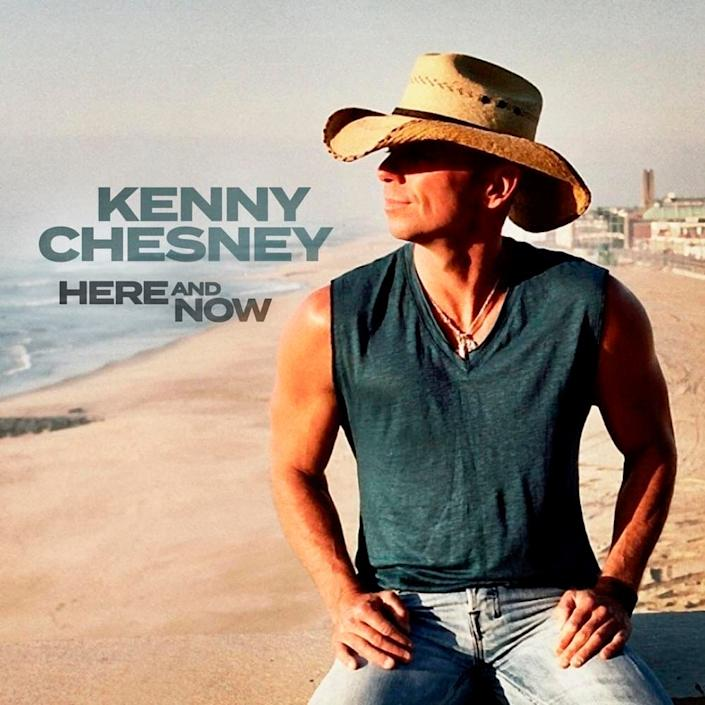 kenny chesney here and now