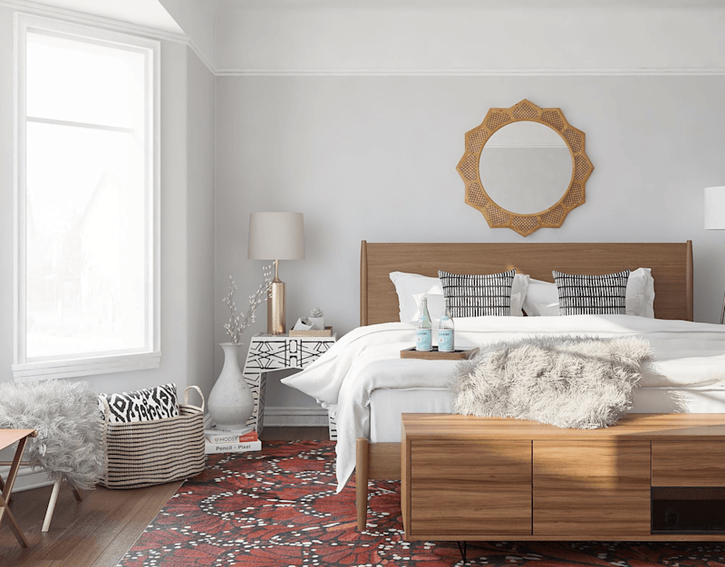 Meet Modsy, a new way to go about interior decorating via 3D renderings of your home
