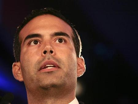 George P. Bush speaks during 2011 Republican Leadership Conference in New Orleans