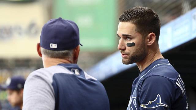 The entire baseball world is talking about Thursday's bombshell report that the Rays are exploring the possibility of splitting home games in two cities.