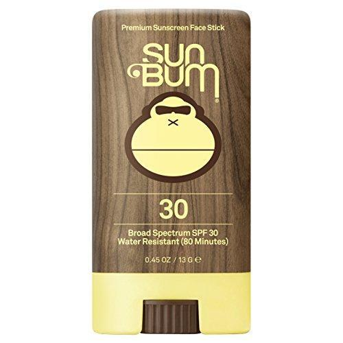 """<p><strong>Sun Bum</strong></p><p>amazon.com</p><p><strong>$8.97</strong></p><p><a href=""""https://www.amazon.com/dp/B007MV4BQY?tag=syn-yahoo-20&ascsubtag=%5Bartid%7C10051.g.26527%5Bsrc%7Cyahoo-us"""" rel=""""nofollow noopener"""" target=""""_blank"""" data-ylk=""""slk:Shop Now"""" class=""""link rapid-noclick-resp"""">Shop Now</a></p><p>""""I also use Sun Bum face sunscreen. They make a stick version, so it's quick and easy to apply. The sunscreen isn't messy, and you don't have to get it all over your hands."""" –<em>Amanda Ardito, surf instructor at </em><em><a href=""""http://www.surflessonsnewyork101.com/"""" rel=""""nofollow noopener"""" target=""""_blank"""" data-ylk=""""slk:New York Surf School"""" class=""""link rapid-noclick-resp"""">New York Surf School</a></em></p>"""