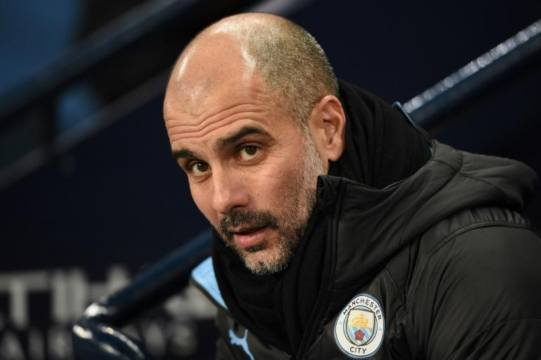 Pep Guardiola: Man City players not ready for hectic Premier League schedule