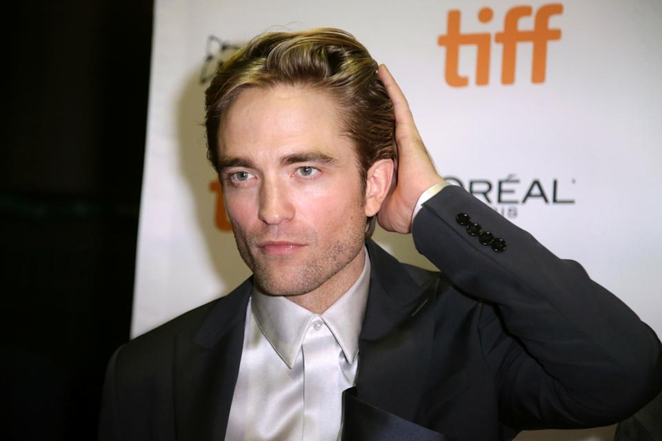 Robert Pattinson arrives for the North American premiere of the thriller The Lighthouse at the Toronto International Film Festival (TIFF) in Toronto, Ontario, Canada September 7, 2019.  REUTERS/Chris Helgren