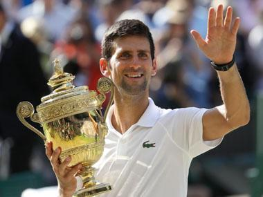 Novak Djokovic beat Kevin Anderson in straight sets to win the Wimbledon men's singles title. Here's how twitter reacted to the Serbian's 13th Grand Slam title win.