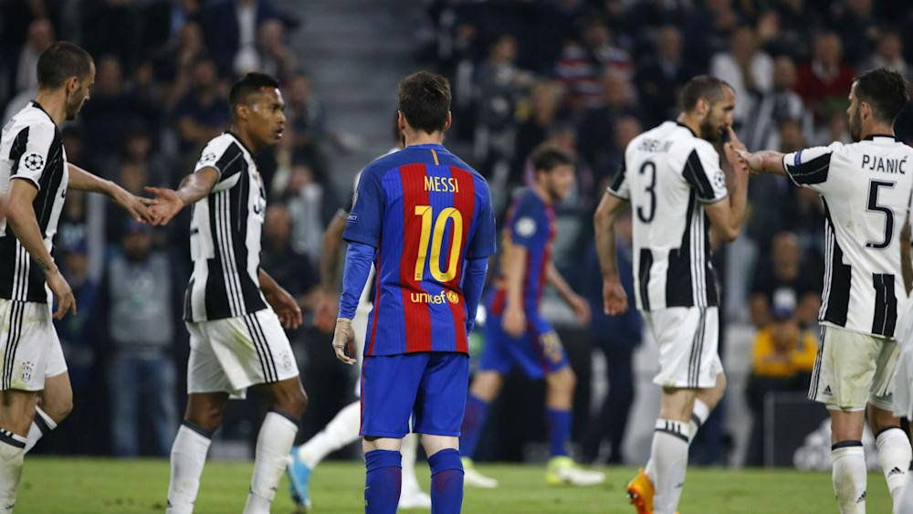Messi Juventus Barcelona Champions League 11 04 2017