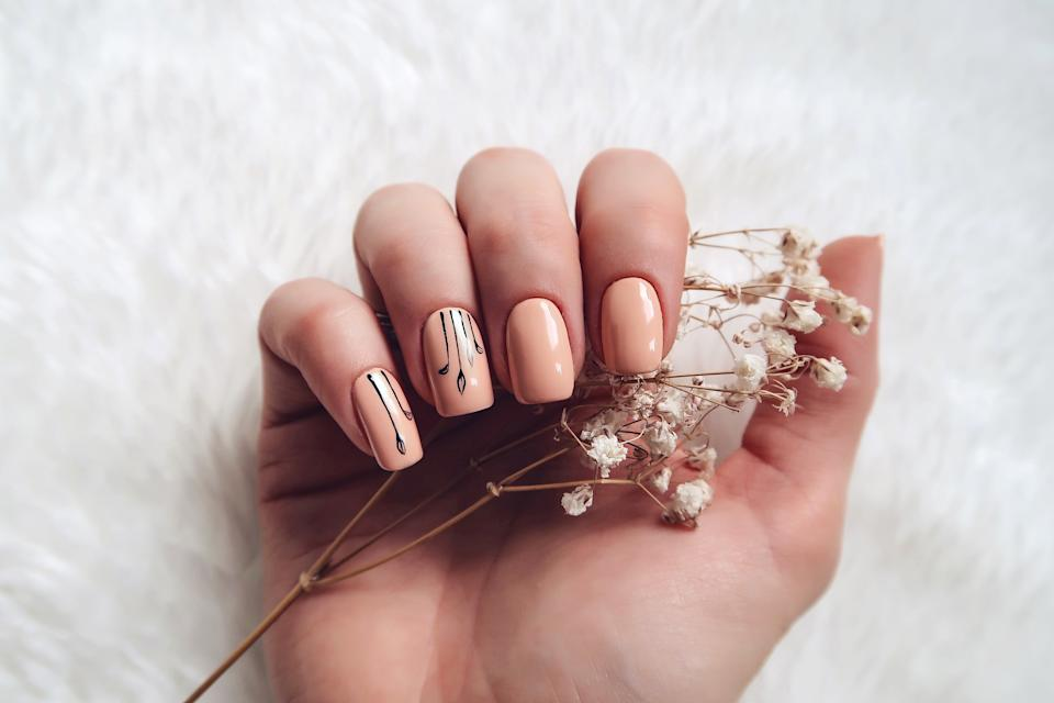 People are eager to show off their fresh manicures on Instagram. [Photo: Getty]