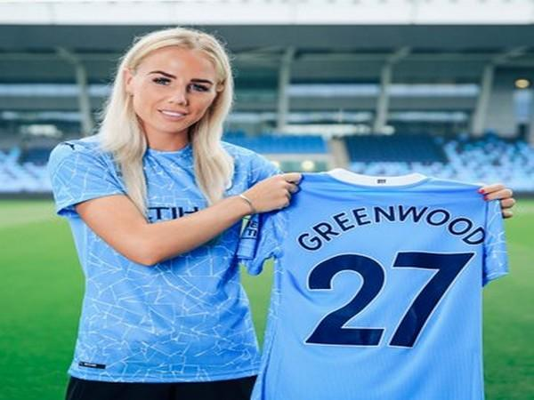England defender Alex Greenwood (Photo/Manchester City Twitter)
