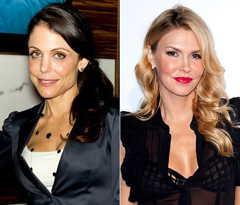 """Bethenny Frankel Still Living With Jason Hoppy After Split, Brandi Glanville Wants to """"Throw Up"""" Over Talk of Ex's Mansion: Today's Top Stories"""