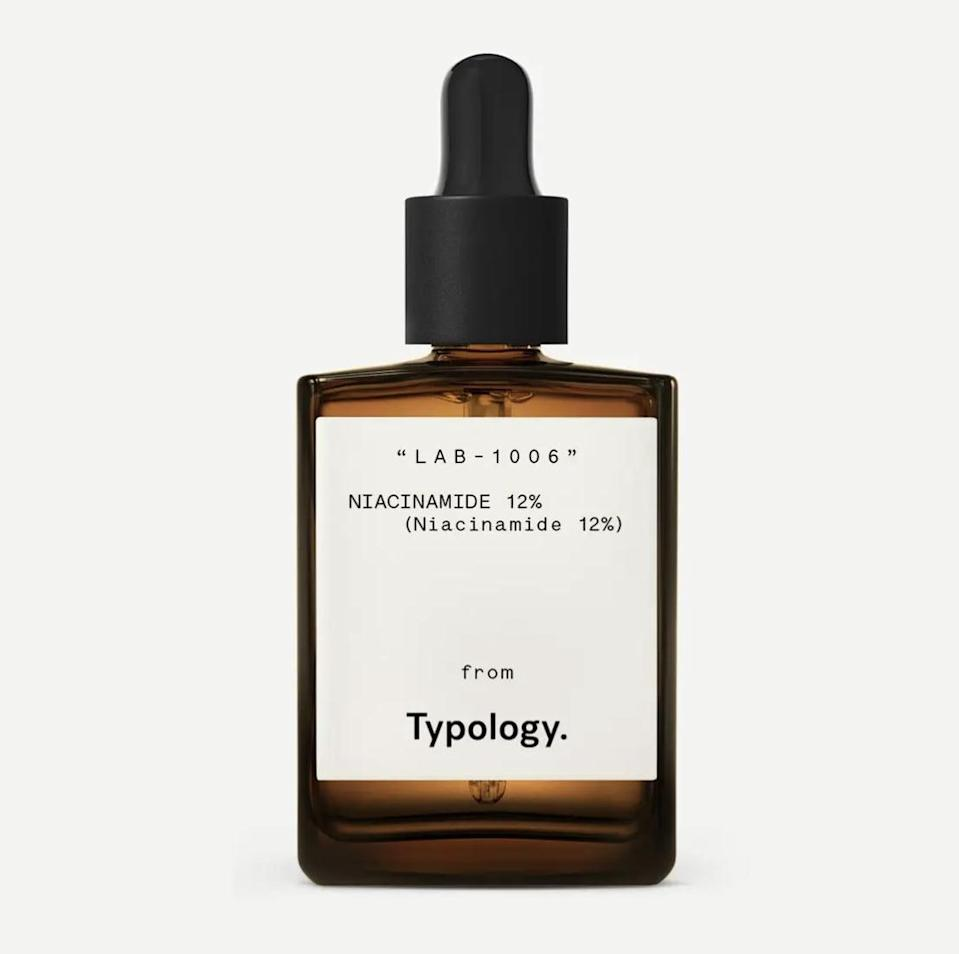<p>This highly concentrated <span>Typology Redness and Blemish Serum 12% Niacinamide</span> ($28) serum is ideal at soothing retinol irritation and strengthening the skin barrier. It also comes in two different sizes, so you can try the 15ml first before investing in the 30ml.</p>