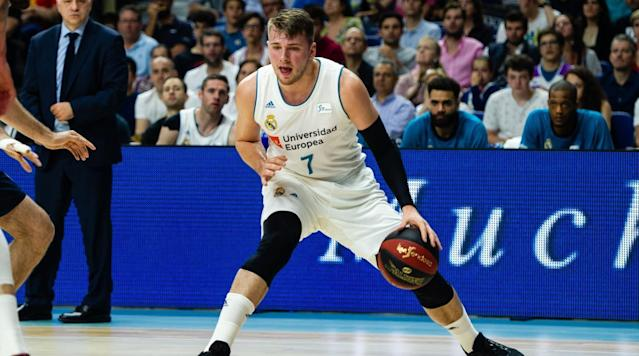 Where will Luka Doncic go in the draft? The Crossover's Front Office breaks down his strengths, weaknesses and more in its in-depth scouting report.