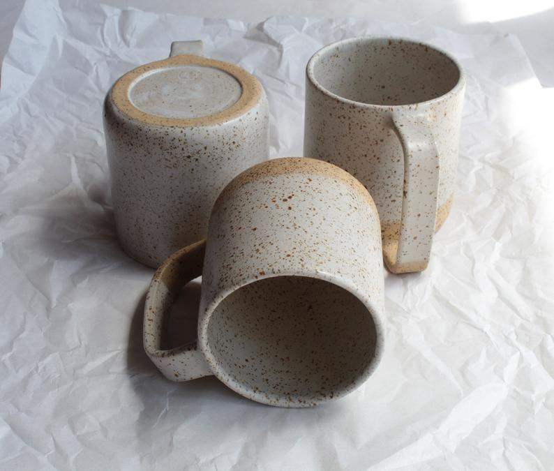 """<p><strong>EleniPalCeramics</strong></p><p>etsy.com</p><p><strong>$28.00</strong></p><p><a href=""""https://go.redirectingat.com?id=74968X1596630&url=https%3A%2F%2Fwww.etsy.com%2Flisting%2F823776431%2Fhandmade-ceramic-white-mug-coffee-cup&sref=https%3A%2F%2Fwww.menshealth.com%2Ftechnology-gear%2Fg35237975%2Flong-distance-relationship-gifts%2F"""" rel=""""nofollow noopener"""" target=""""_blank"""" data-ylk=""""slk:BUY IT HERE"""" class=""""link rapid-noclick-resp"""">BUY IT HERE</a></p><p>The sweetest thing we can think of for a long distance love is finding a way to feel connected. Share a morning coffee once in a while; a handmade ceramic mug will make it feel all the more special. </p>"""