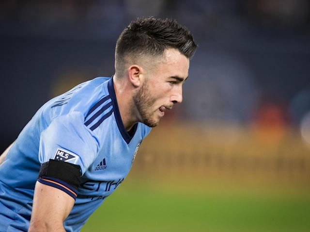 New York City's Jack Harrison on moving Stateside and his likely return to England
