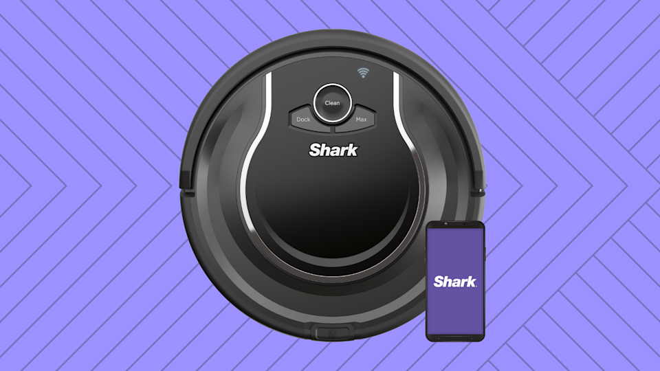 This Shark Ion features three types of brushes, but when it comes to cleaning power, it goes to 11. (Photo: Walmart)