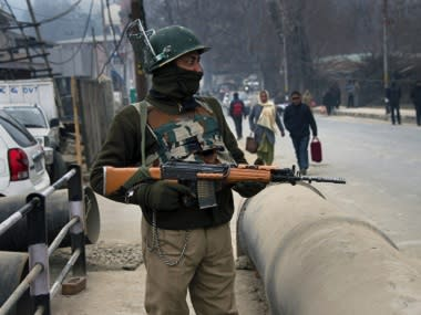 Restrictions imposed in Srinagar and parts of Kashmir as separatists call for protests on Afzal Guru's death anniversary