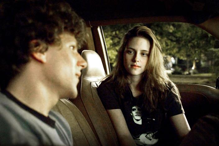 "<p>If you like local theme parks, shag carpet, and the smooth sounds of Lou Reed's vocals, you'll love <strong>Adventureland</strong>. While it's primarily a soul-searching comedy, the tender romance between <a class=""link rapid-noclick-resp"" href=""https://www.popsugar.com/Kristen-Stewart"" rel=""nofollow noopener"" target=""_blank"" data-ylk=""slk:Kristen Stewart"">Kristen Stewart</a> and Jesse Eisenberg's characters is both painful and realistic. Plus, how can you not be in the mood for a movie with a supporting cast of Kristen Wiig, Bill Hader, and <a class=""link rapid-noclick-resp"" href=""https://www.popsugar.com/Ryan-Reynolds"" rel=""nofollow noopener"" target=""_blank"" data-ylk=""slk:Ryan Reynolds"">Ryan Reynolds</a>? </p> <p><a href=""https://play.hbomax.com/page/urn:hbo:page:GYBNhaQf1I4YUkAEAAAC6:type:feature"" class=""link rapid-noclick-resp"" rel=""nofollow noopener"" target=""_blank"" data-ylk=""slk:Watch Adventureland on HBO Max"">Watch <strong>Adventureland</strong> on HBO Max</a>.</p>"