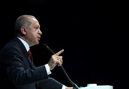 Turkey's Erdogan sees Russian S-400s delivery starting in July: NTV