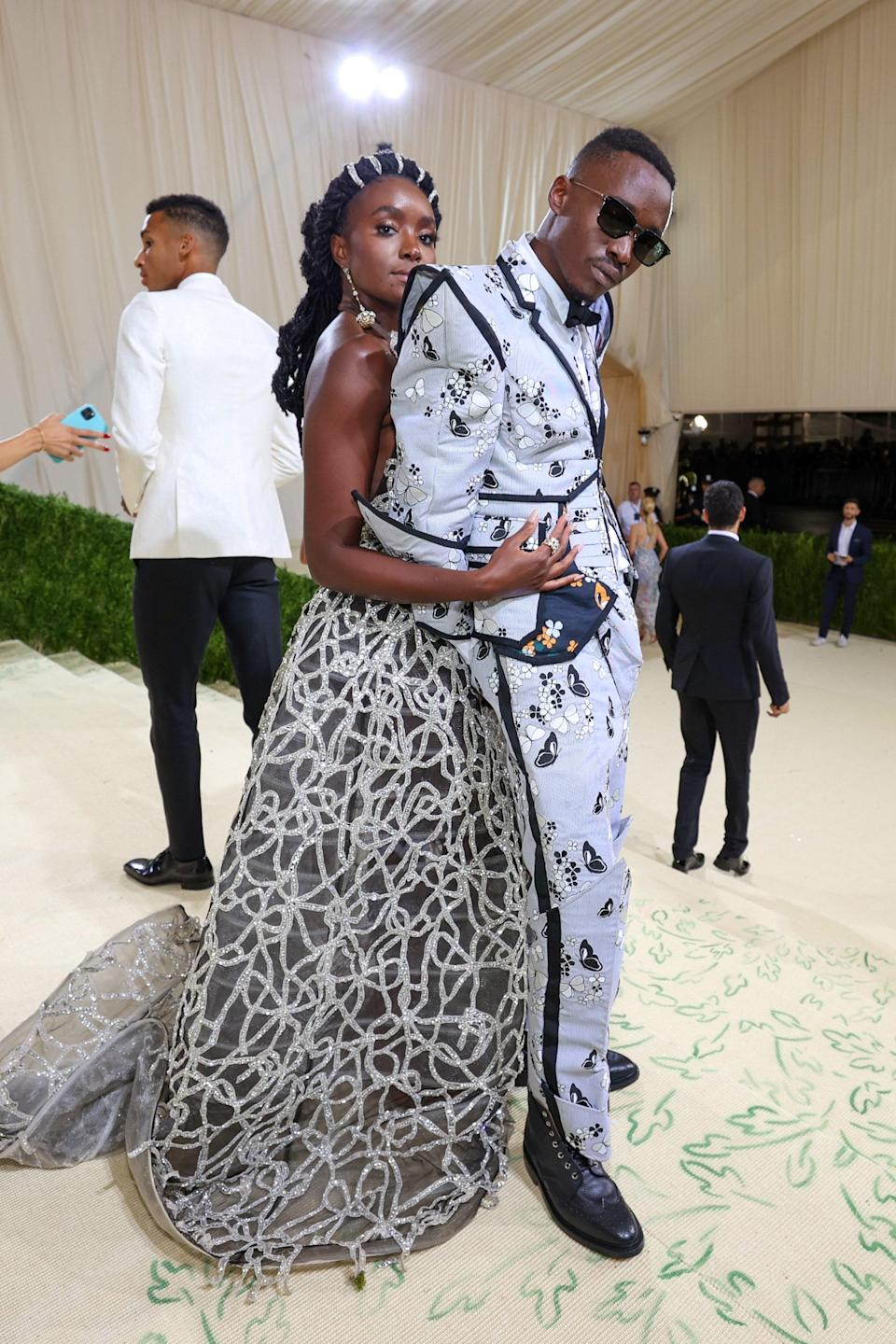 """<h1 class=""""title"""">KiKi Layne in Khiry jewelry and Ashton Sanders</h1><cite class=""""credit"""">Photo: Getty Images</cite>"""
