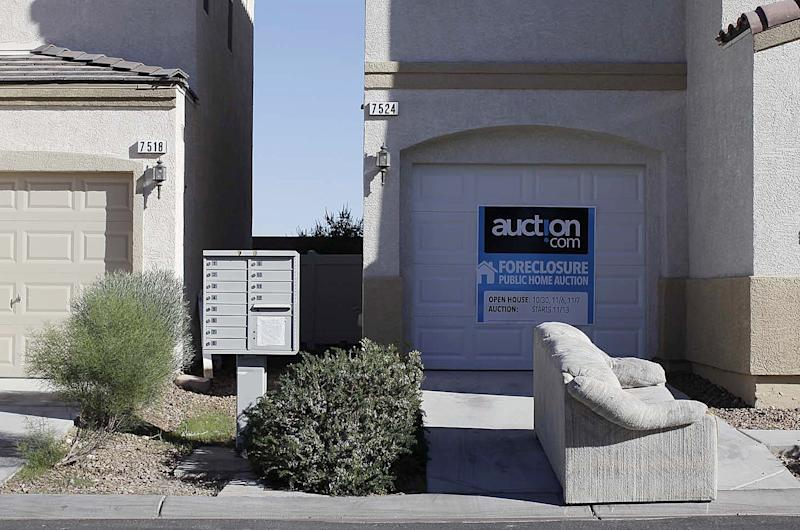 Judge tosses mortgage 'robosigning' case in Vegas