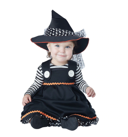Crafty Lil Witch Costume