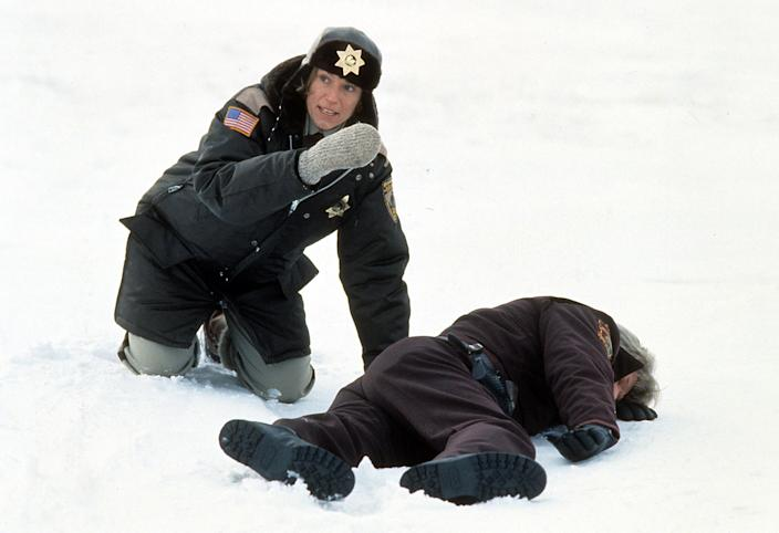 Frances McDormand In 'Fargo' (Gramercy Pictures / Getty Images)